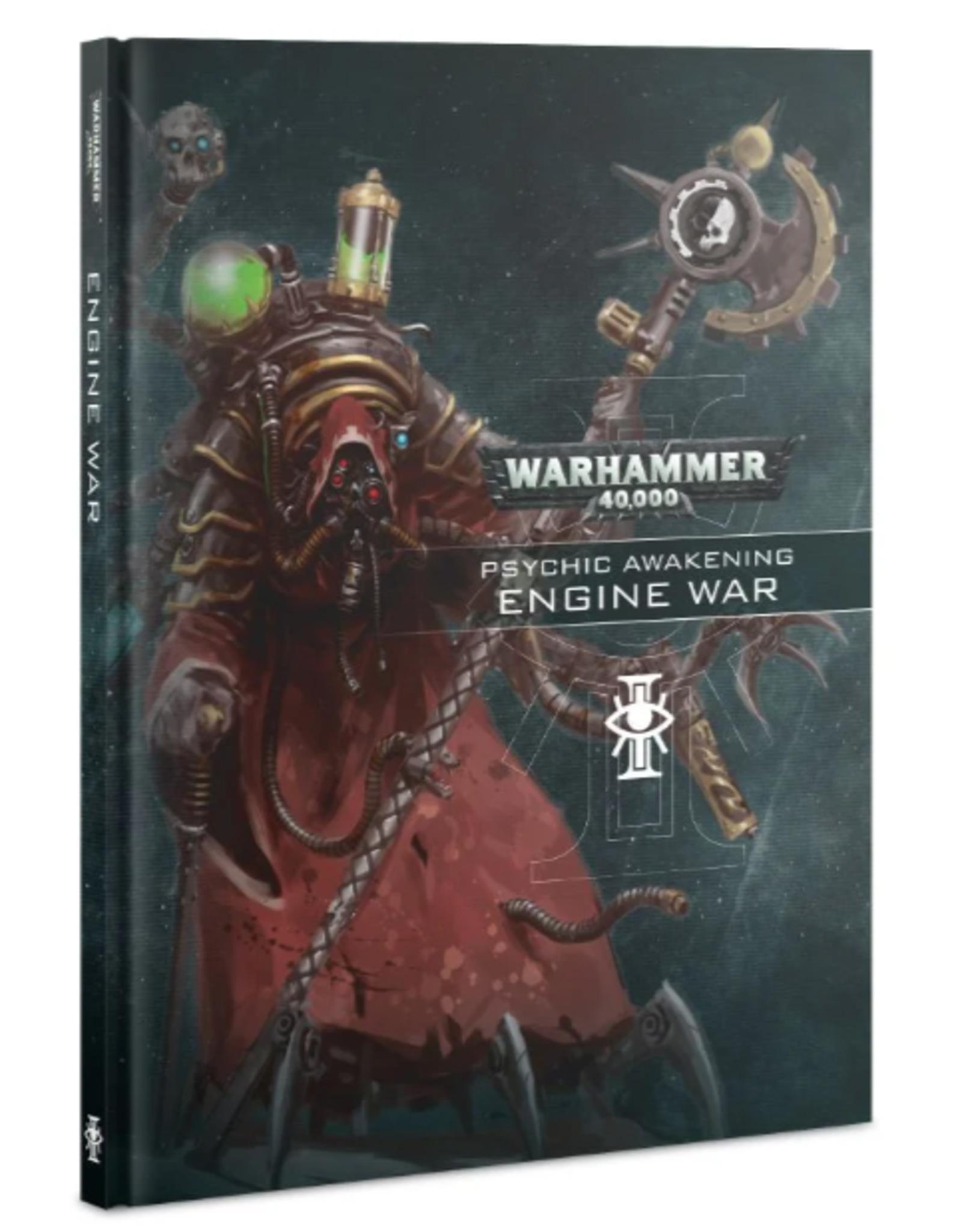 Games Workshop PSYCHIC AWAKENING: ENGINE WAR (ENG)
