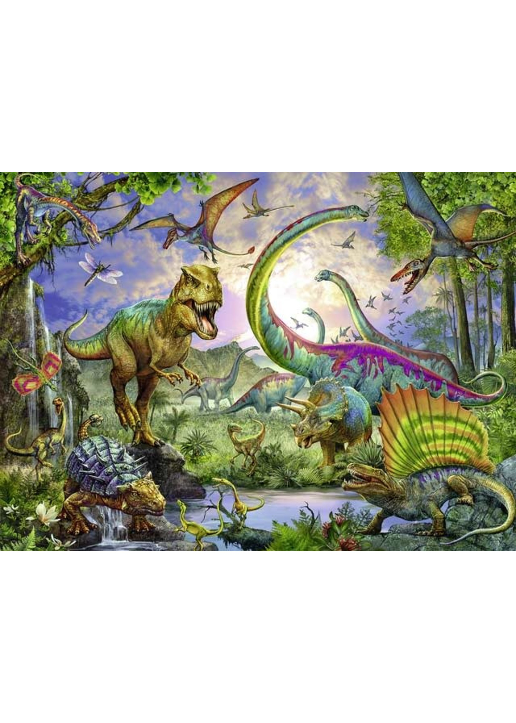 Ravensburger 200pc XXL Puzzle Realm of the Giants