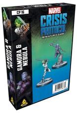 Atomic Mass Games Marvel CP: Gamora and Nebula
