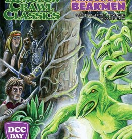 Goodman Games DCC Day #1 Adventure: Shadow of the Beakmen