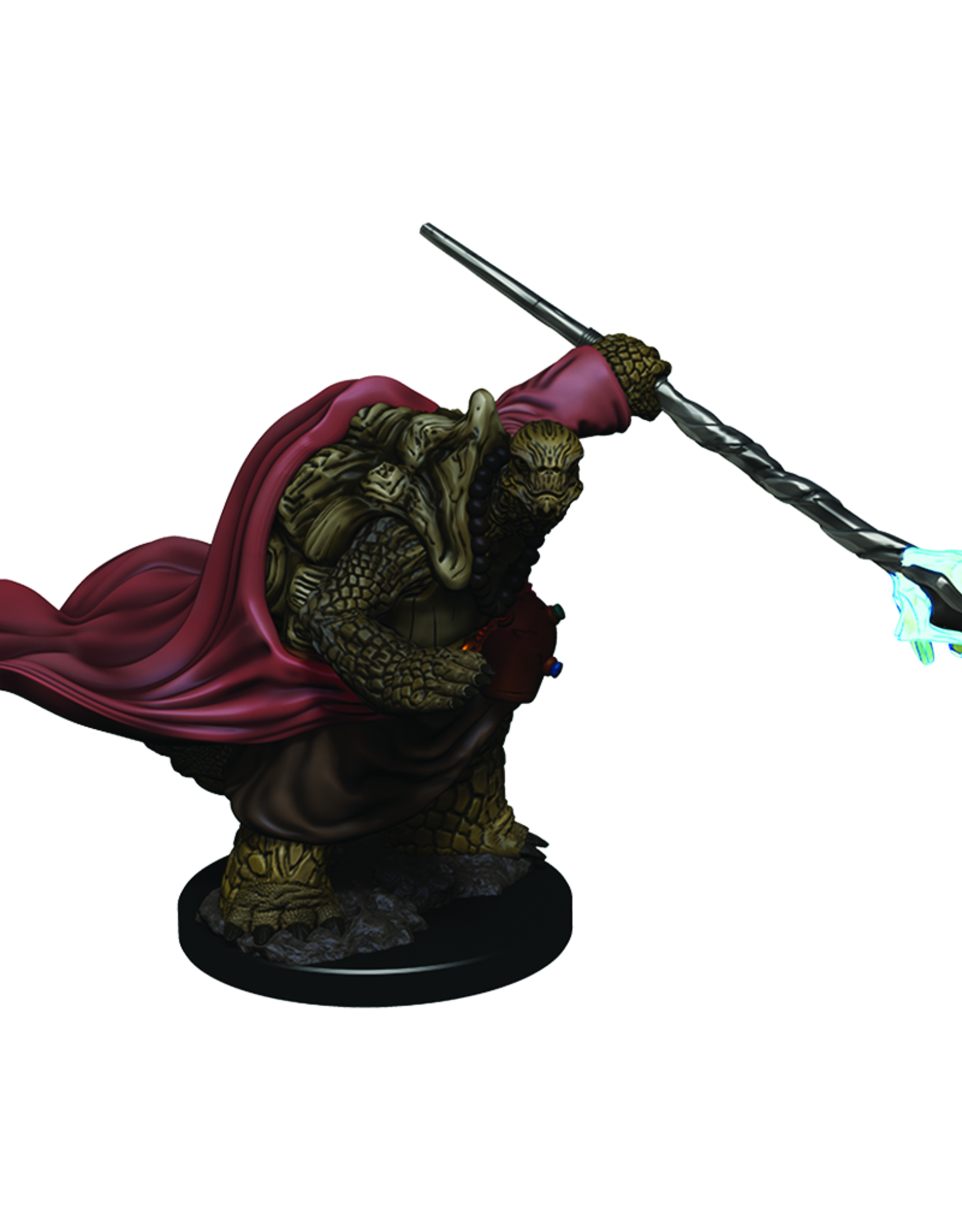WizKids D&D Icons of the Realms Premium Figures: Male Tortle Monk