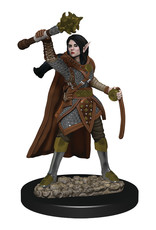 WizKids D&D Icons of the Realms Premium Figures: Female Elf Cleric - Preorder