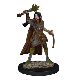 WizKids D&D Icons of the Realms Premium Figures: Female Elf Cleric - Preorder