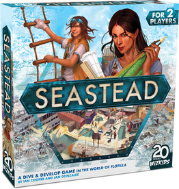 WizKids Seastead - Preorder