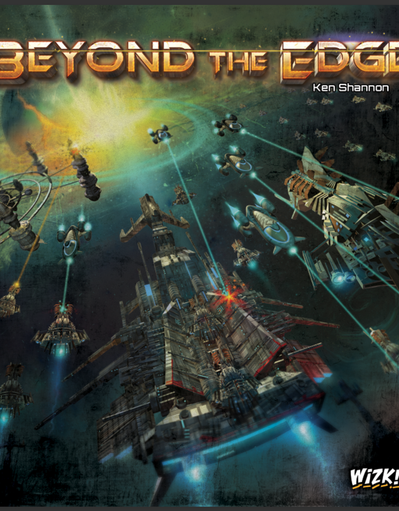 WizKids Beyond the Edge [preorder]
