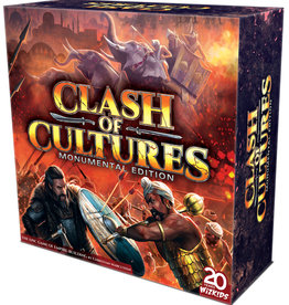 WizKids Clash of Cultures: Monumental Edition - Preorder