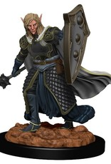 WizKids D&D Icons of the Realms Premium Figures: Elf Male Cleric