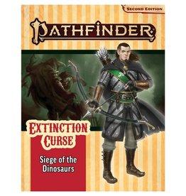 PAIZO Pathfinder: Extinction Curse: Siege of the Dinosaurs