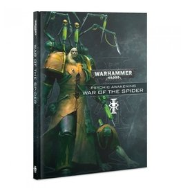 Games Workshop Psychic Awakening: War of the Spider [Preorder]