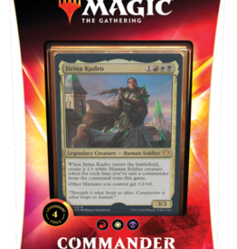 Wizards of the Coast Commander 2020 Ikoria - Ruthless Regiment