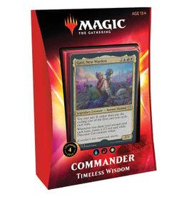 Wizards of the Coast Commander 2020 Ikoria - Timeless Wisdom
