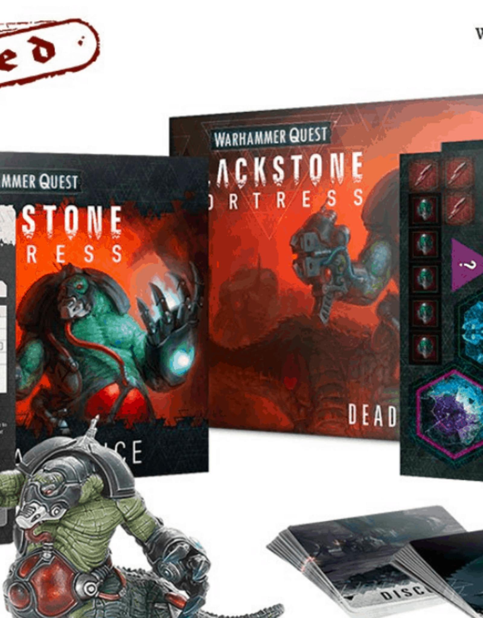Games Workshop Blackstone Fortress: Deadly Alliance