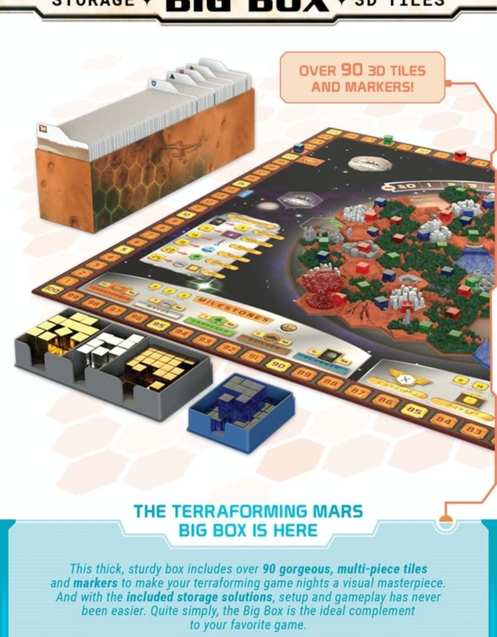 Stronghold Games Terraforming Mars: Big Box [Preorder]
