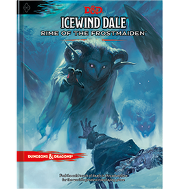 Wizards of the Coast D&D 5th: Icewind Dale: Rime of the Frostmaiden