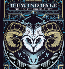 Wizards of the Coast Icewind Dale: Rime of the Frostmaiden Hobby Cover [Preorder]