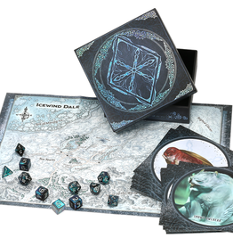 Wizards of the Coast Icewind Dale: Rime of the Frostmaiden Exclusive Dice and Tray [Preorder]