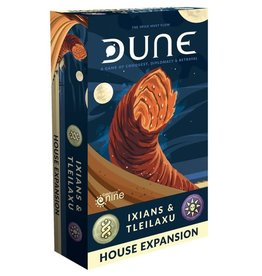 Gale Force 9 Dune: Ixians & Tleilaxu House Expansion
