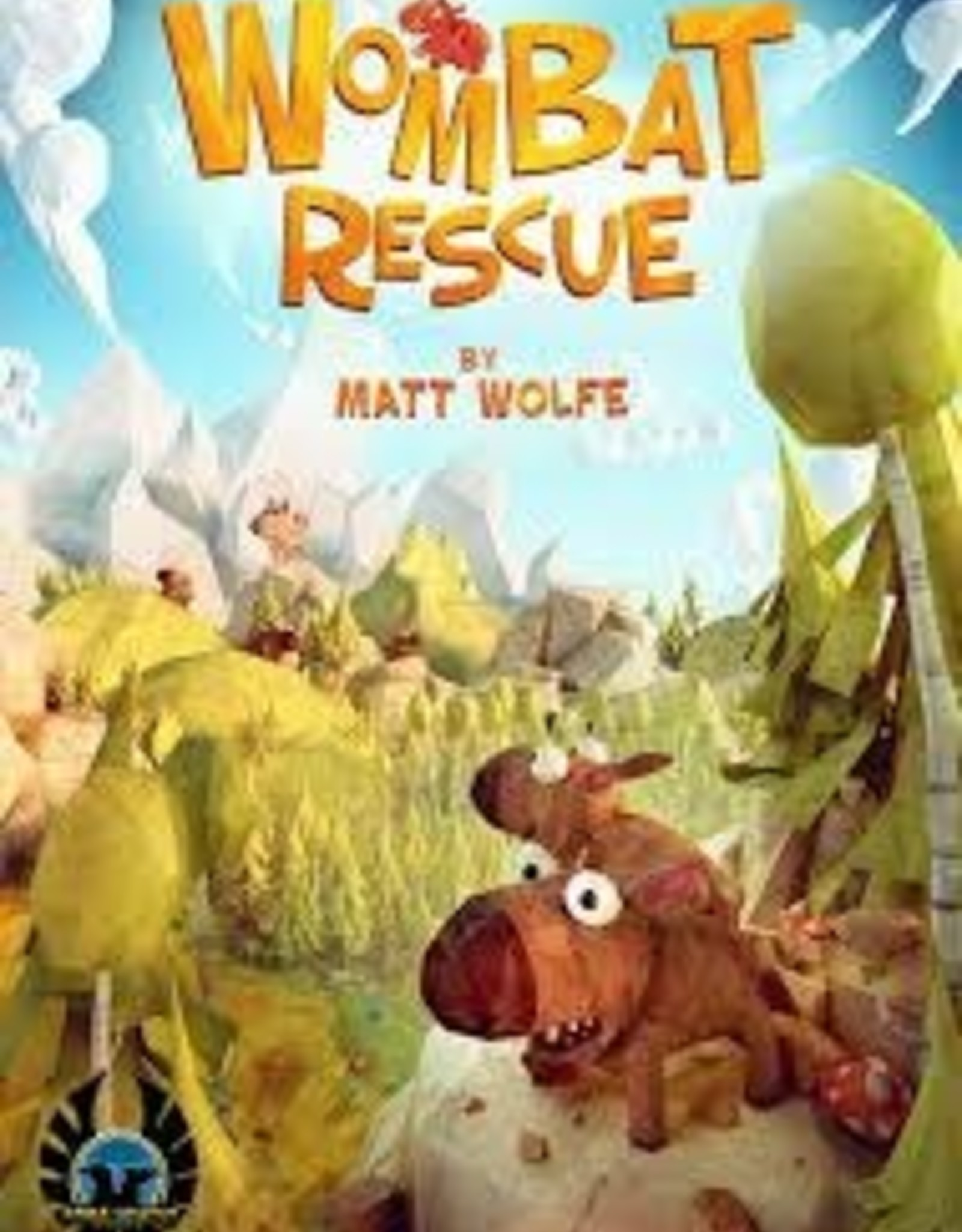 Eagle-Gryphon Games Wombat Rescue