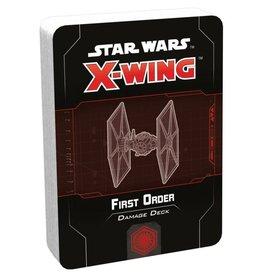 Fantasy Flight Games Star Wars X-Wing 2.0 First Order Damage Deck