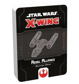 Fantasy Flight Games Star Wars X-Wing 2.0 Rebel Alliance Damage Deck