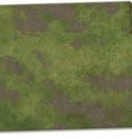 Monster Game Mat: 6x4 Broken Grassland/Desert Scrubland