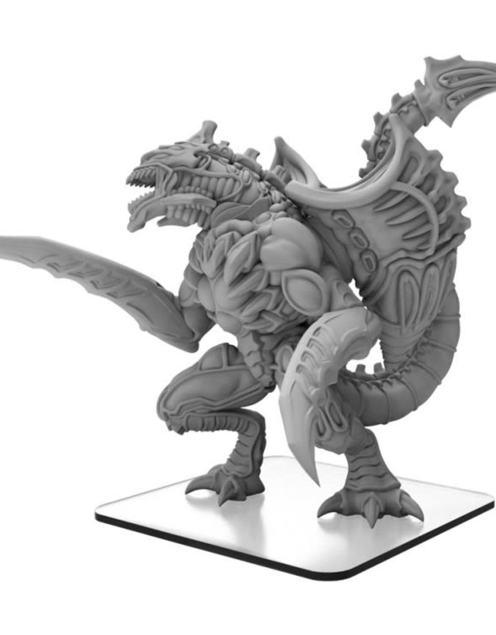 Privateer Press Monsterpocalypse: Megaton Mashup Gallamaxus Cooperative Expansion