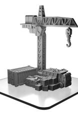 Privateer Press Monsterpocalypse: Construction Yard