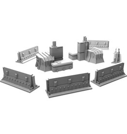 Privateer Press Monsterpocalypse: City Assets 1