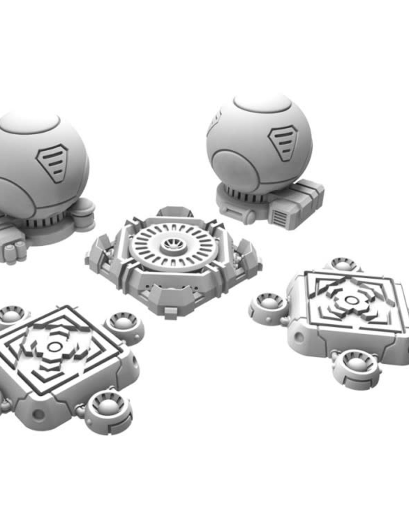 Privateer Press Monsterpocalypse: City Assets 3