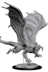 WizKids D&D Nolzur Young Black Dragon