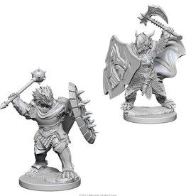 WizKids D&D Nolzur Dragonborn Paladin  (He/Him/They/Them)