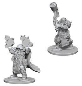 WizKids D&D Nolzur Dwarf Cleric  (He/Him/They/Them)