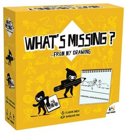 Asmodee What's Missing? [Preorder]
