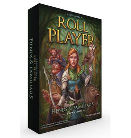 Thunderworks Games Roll Player: Fiends & Familiars