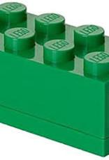 Lego Mini Box Green