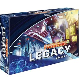 Z-Man Games Pandemic: Legacy Season 1 (Blue Edition)