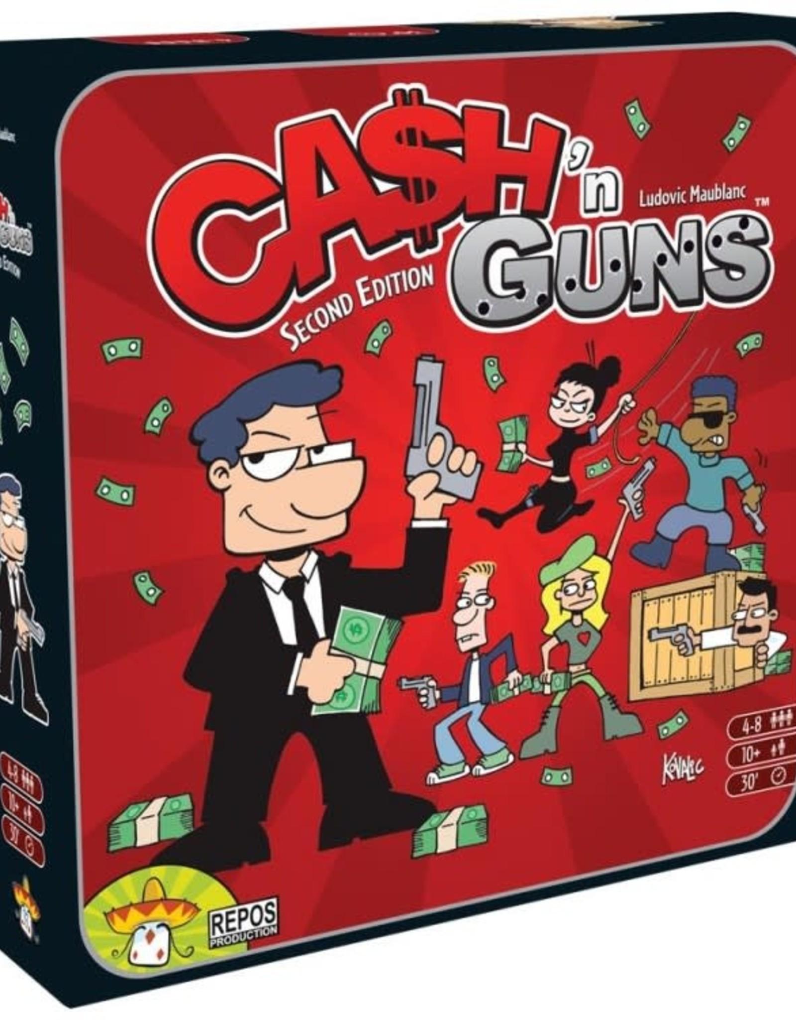 Repos Production Cash n Guns (2nd Edition)