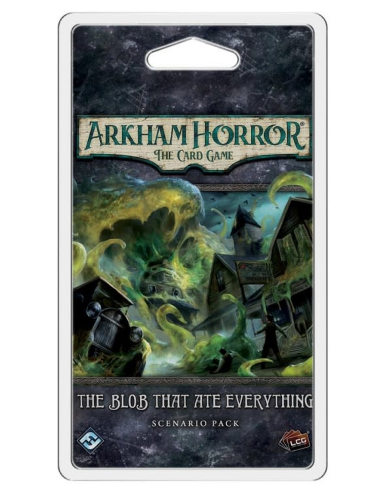 Fantasy Flight Games AH LCG: The Blob That Ate Eveverything