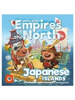 Portal Games Imperial Settlers: Empires of the North: Japanese Islands