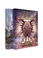 Chaosium Call of Cthulhu: Malleus Monstrorum Cthulhu Mythos Bestiary Two Volume Slipcase Set
