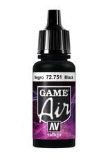 VALLEJO GA: Black (17 ml.)