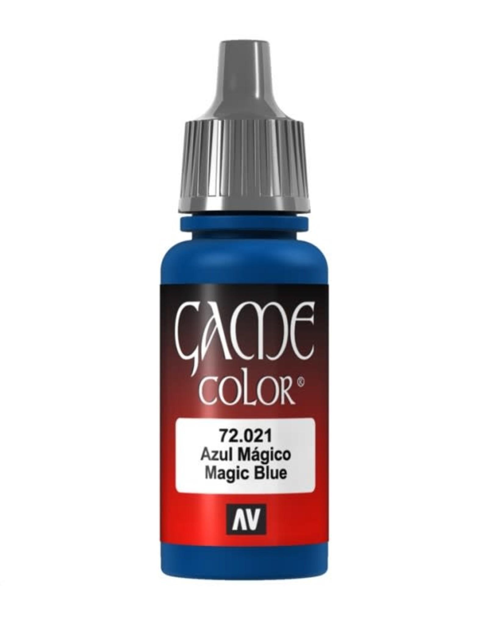 VALLEJO GC: Magic Blue (17 ml.)