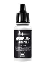 VALLEJO Aux: Airbrush Thinner (17 ml.)