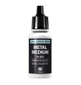 VALLEJO MC: Aux: Metal Medium (17 ml.)