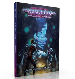MONTE COOK GAMES Numenera: Voices of the Datasphere