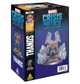 Asmodee Marvel Crisis Protocol: Thanos