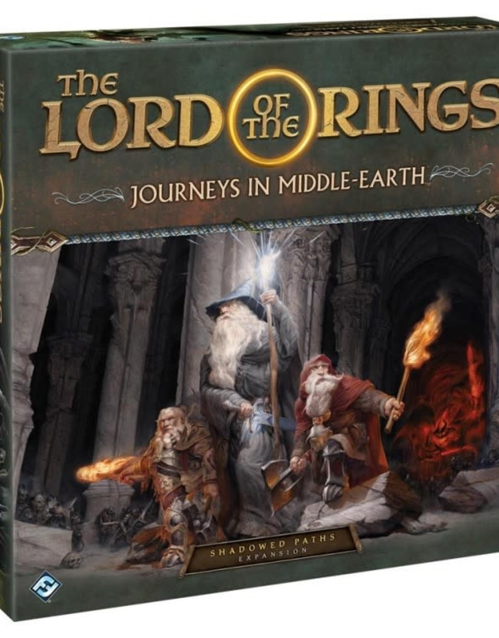 Fantasy Flight Games LOTR JME: Shadowed Paths