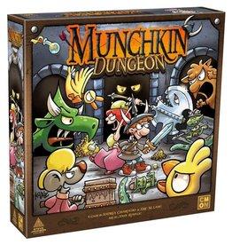 CMON Munchkin Dungeon [Preorder]