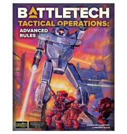 CATALYST GAME LABS Battletech: Tactical Operations - Advanced Rules