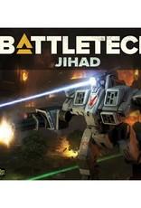 CATALYST GAME LABS Battletech: Technical Readout: Jihad